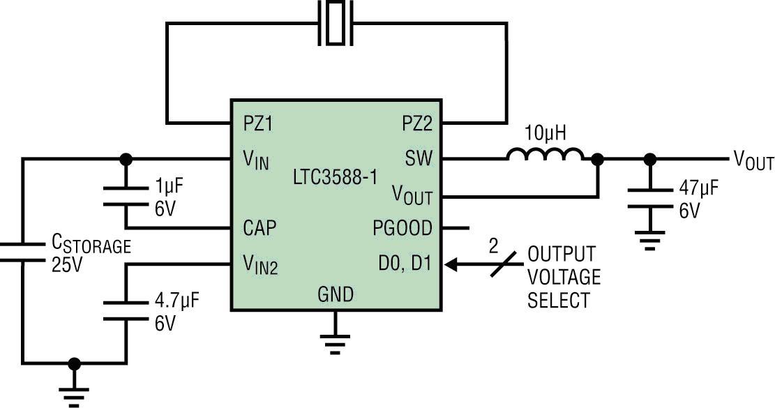 """许多低功率工业传感器和控制器正在逐步转而采用可替代能源作为主要或辅助的供电方式。理想的状况是:此类收集的能量将完全免除增设有线电源或电池的需要。利用现成的物理电源 (例如:温差装置 [热电发生器或热电堆]、机械振动 [压电或机电装置] 和光 [光伏器件]) 来产生电力的换能器正在成为诸多应用的适用电源。众多的无线传感器、远程监视器和其他低功率应用正逐渐发展成为只使用收集能量和接近""""零""""功率 (常被有些人称为""""毫微功率"""") 的设备。   虽然"""""""
