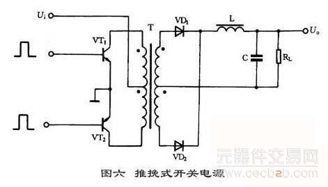 阐述各类开关电源模块工作原理