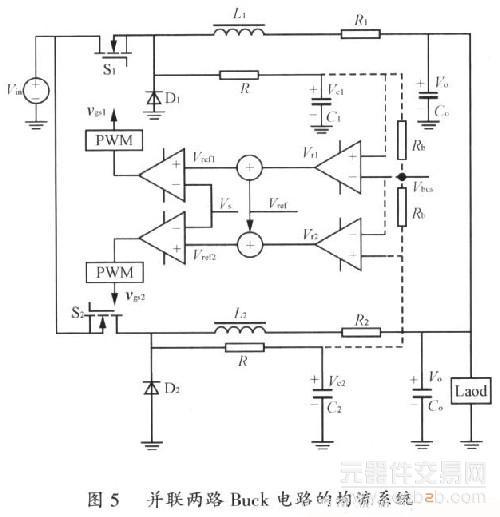 新型电流采样方法解决开关电源模块并联系统的均流