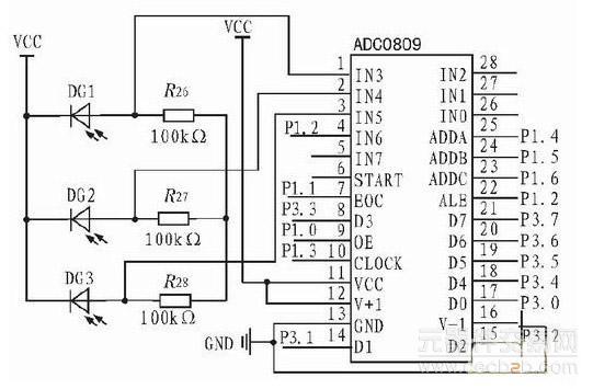 首页 资讯 解决方案 > 正文       本模块主要由光敏传感电路,数模