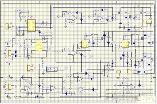全世界最简单的纯硬件并网逆变器图示:     逆变器原理是怎样的? 一 市场上常见款式车载逆变器产品的主要指标 输入电压:DC 10V~14.5V;输出电压:AC 200V~220V±10%;输出频率:50Hz±5%;输出功率:70W ~150W;转换效率:大于85%;逆变工作频率:30kHz~50kHz。 二 常见车载逆变器产品的电路图及工作原理 目前市场上销售量最大、最常见的车载逆变器的输出功率为70W-150W,逆变器电路中主要采用TL494或KA7500芯片为主的脉宽调