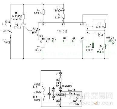 7v,平均电源电流(irx)为10ma,并为外部温度传感桥路提供8v的稳定电压