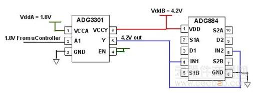 sc1271芯片电路图