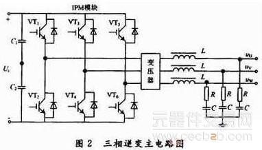 基于c8051f020的应急电源逆变电路解决方案