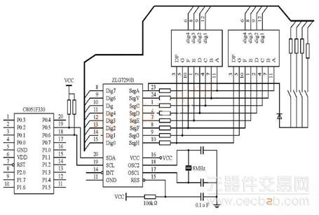 可编程恒流源控制器的设计方法