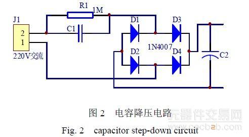 基于恒流二极管的小功率led驱动电路