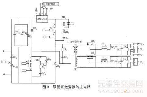 驱动芯片tl494进一步加强电源稳定性设计方案