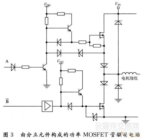 单片机应用于实用步进电机控制及驱动系统设计方案