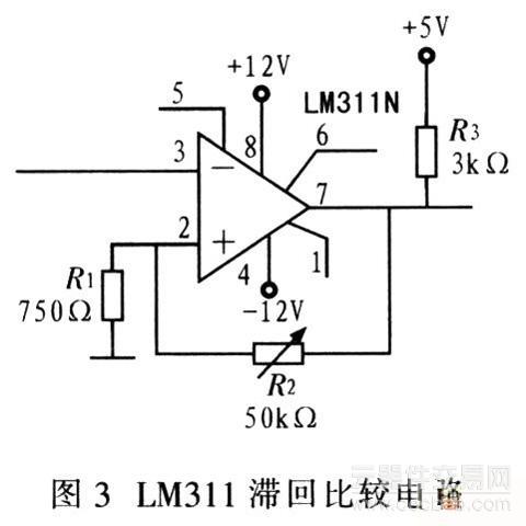 测相则直接将经低频比较器整形后的信号送入fpga计数可得.