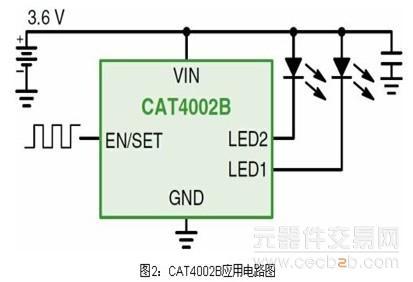 这些驱动器电路简单,帮助延长电池使用时间