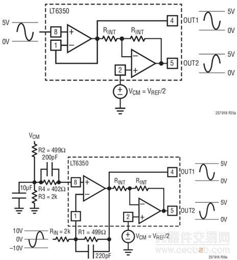 数字转模拟0-5v电路图