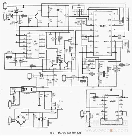 单相逆变电源设计概述