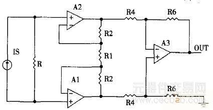 将微弱电流转换成3-5v电压的电路仿真技术解析方案