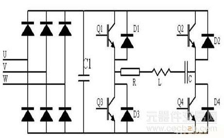 感应加热技术主电路拓扑结构及控制原理解析方案