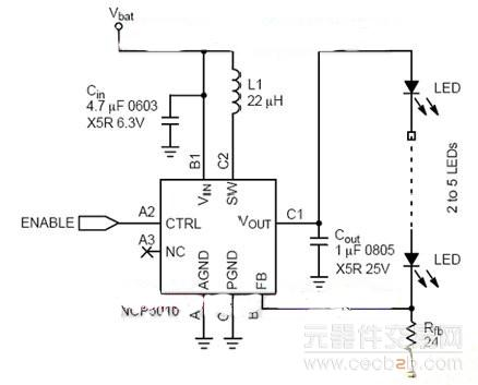 led背光驱动电路设计