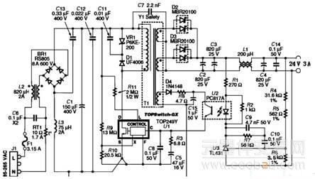 led灯具智能驱动系统的设计原理