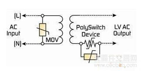 正文     各种各样的电路保护元件都能对用于led照明应用的第二类电源