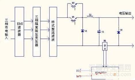 对于高精度稳流电源电路的工作原理介绍