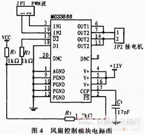首页 资讯 解决方案 > 正文     本系统利用直流电动机驱动风扇转动