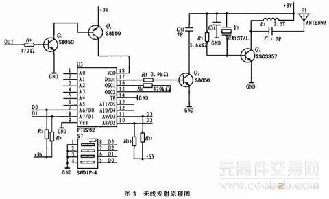 红外热释电传感器原理及应用