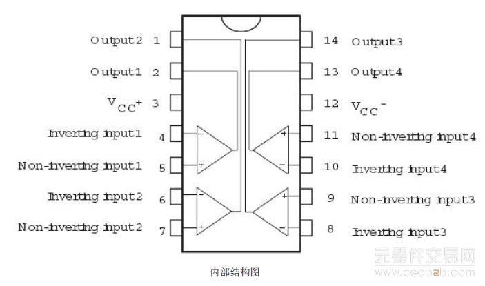 元器件交易网关于lm339相关的中文资料详解