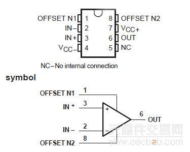 v打字;   7,电源电压范围宽;   8,运算放大器;   9,直接替代pmi op070