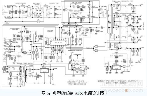 """个人PC所采用的电源都是基于一种名为""""开关模式""""的技术,所以我们经常会将个人PC电源称之为——开关电源(Switching Mode Power Supplies,简称SMPS),它还有一个绰号——DC-DC转化器。本次文章我们将会为您解读开关电源的工作模式和原理、开关电源内部的元器件的介绍以及这些元器件的功能。   线性电源知多少   目前主要包括两种电源类型:线性电源(linear)和开关电源(switching)。线性电源的"""