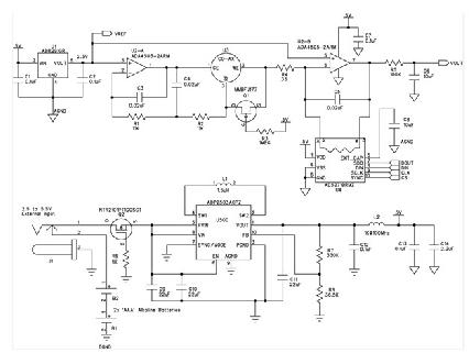 首页 资讯 解决方案 > 正文   图2给出了该便携式气体探测器的电路.