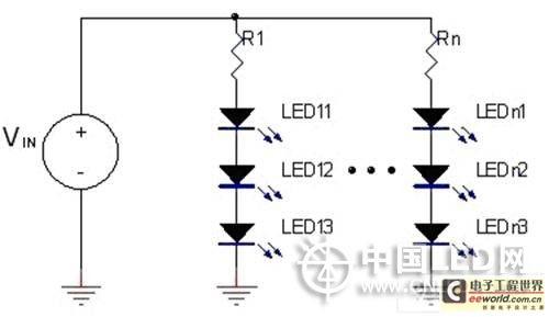 利用led恒流驱动器设计led照明系统