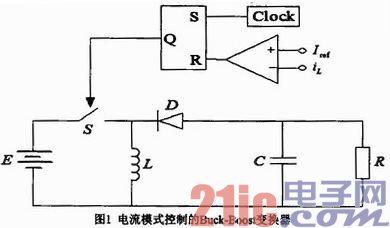 boost和buck-boost,通常应用于功率电路.