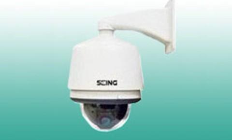 高速球型网络摄像机
