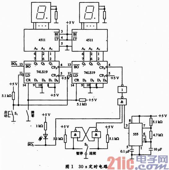 计数器是典型的时序逻辑电路,它是用来累计和记忆输入脉冲的个