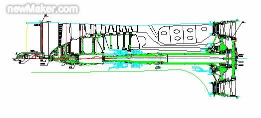 1 前言 转子叶片的振动特性将直接影响发动机性能及发动机的可靠性和寿命。为正确评估发动机的的可靠性和寿命,需要进行动频、动应力测量试验分析转子叶片的动频、动应力。转子叶片工作环境恶劣:高转速(12000 转/分)、大交变应力(频率:8000Hz,应力水平:400MPa),给数据采集和分析提出了很高的要求,LMS-SCADS316 硬件和测量软件Signature Testing 解决了问题。