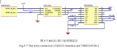 rs232电路原理图