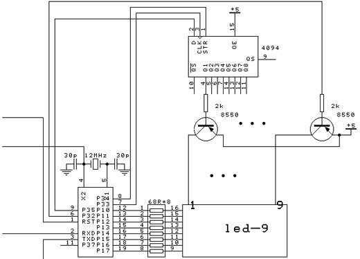 静态显示就是显示驱动电路具有输出锁存功能,单片机将所要显示的数据,显示数据稳定,占用很少的CPU时间。动态显示需要CPU时刻对显示器件进行数据刷新,显示数据有闪烁感,占用的CPU时间多。   这两种显示方式各有利弊;静态显示虽然数据稳定,占用很少的CPU时间,但每个显示单元都需要单独的显示驱动电路,使用的硬件较多;   动态显示虽然有闪烁感,占用的CPU时间多,但使用的硬件少,能节省线路板空间。   硬件译码就是显示的段码完全由硬件完成,CPU只要送出标准的BCD码即可,硬件接线有一定标准。软件译码是