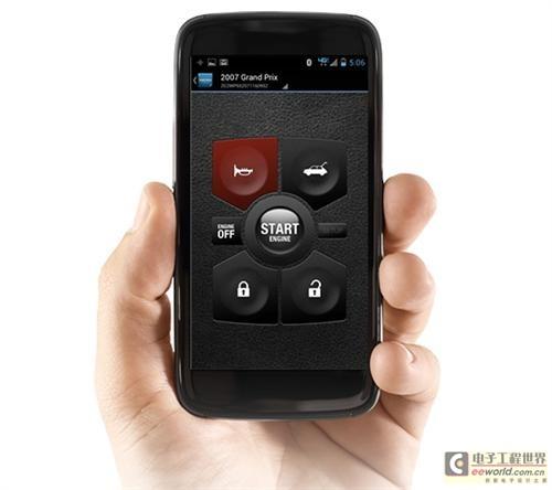德尔福推出能与智能手机连接的汽车自诊断系统