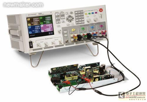 测量rf功率放大器和手机的直流偏置电流