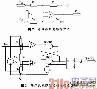 基于滞环跟踪控制的led驱动电路设计