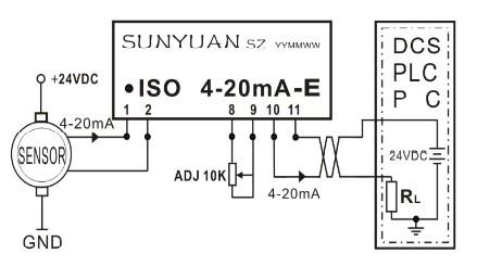 工控系统模拟信号采集隔离转换配套方案
