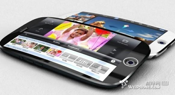 【慧聪电子网】  新iPhone概念设计:指纹传感器+弧形屏幕 说到苹果产品的概念设计,如果FedericoCiccarese认第二,那就没人敢认第一。关于下一代iPhone,这名来自意大利的设计师又给我们带来了新的作品。如果苹果的设计与这名设计师的设计相似的话,那么新机在市场上是否会引起巨大的反响呢?  新iPhone概念设计:指纹传感器+弧形屏幕 FedericoCiccarese带来这个设计是以此前媒体曝光的消息为依据,比如弧形屏幕、在Home键整合指纹传感器等,都能一一在作品中体现出来。  新iP