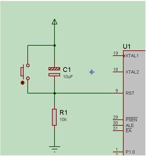 复位电路的工作原理